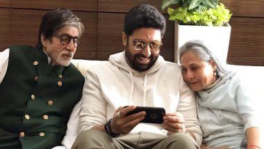 अमिताभ बच्चन-जया बच्चन की 46 वीं सालगिरह पर बेटे अभिषेक बच्चन ने पोस्ट की ये खूबसूरत तस्वीर