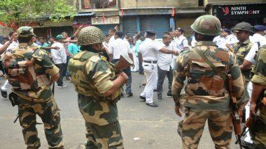 तृणमूल कांग्रेस और बीजेपी कार्यकर्ताओं के बीच हुए झड़प में 8 के मरने की आशंका, कई अन्य घायल