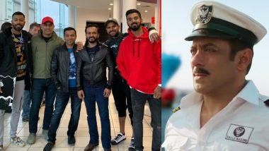 टीम इंडिया ने देखी फिल्म 'भारत' तो सलमान खान ने कहा- भारत जीतेगा