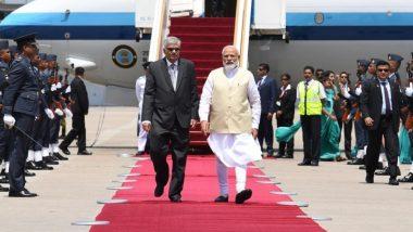 कोलंबो : मालदीव दौरे के बाद संबंधों को प्रगाढ़ करने पर पीएम मोदी ने श्रीलंका को कहा 'मित्र'