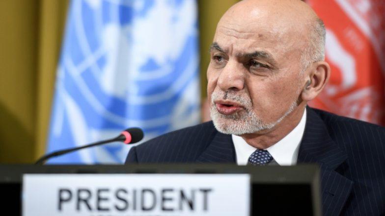 अफगानिस्तान में राष्ट्रपति अशरफ गनी की रैली के दौरान बम विस्फोट, 24 की मौत