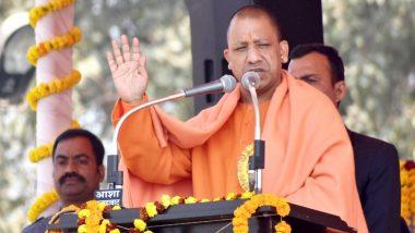 यूपी: सीएम योगी ने सहारनपुर में 450 करोड़ रुपये की परियोजनाओं का किया शिलान्यास किया