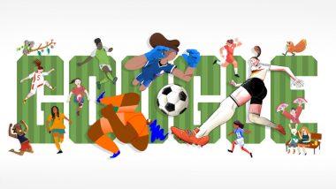 Women's World Cup 2019: महिला विश्व कप 2019 का पहला दिन आज, Google ने बनाया खास Doodle