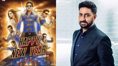 अभिषेक बच्चन ने की 'हैप्पी न्यू ईयर 2' की मांग, यूजर्स ने कहा- दोबारा नहीं झेला जाएगा