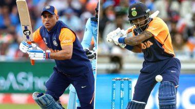IND vs ENG, ICC CWC 2019: इंग्लैंड ने भारत को दी शिकस्त, सोशल मीडिया यूजर्स ने धोनी औरजाधव की बल्लेबाजी पर उठाए सवाल