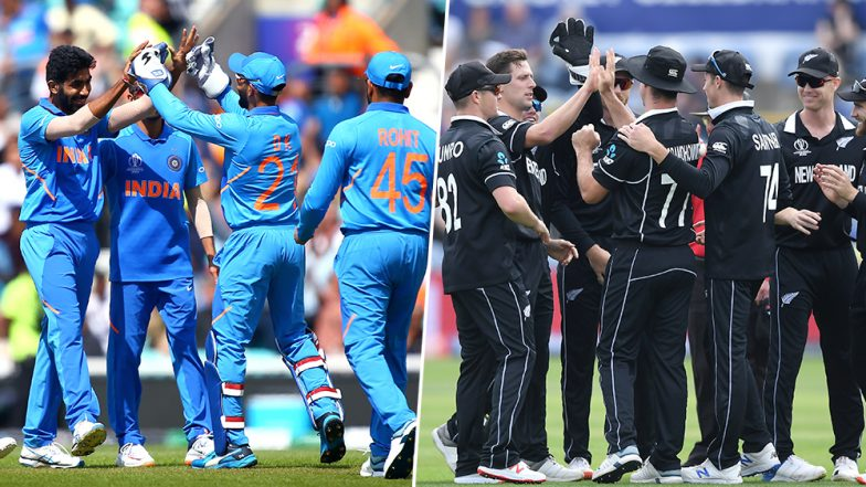 IND vs NZ, ICC Cricket World Cup 2019: वर्ल्ड कप में 7 बार हुआ है भारत और न्यूजीलैंड का आमना-सामना, जानिए किसका पलड़ा रहा है भारी