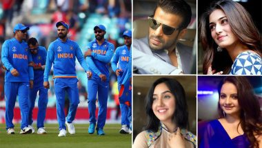 India Vs Pak, ICC Cricket World Cup 2019: भारतीय टीम की जीत के लिए टीवी सेलेब्स ने दिया ये स्पेशल मैसेज, देखें Video