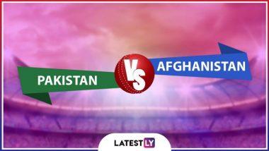 PAK vs AFG, CWC 2019: अफगानिस्तान के कप्तान गुलबदिन नईब ने जीता टॉस, लिया पहले बल्लेबाजी करने का फैसला