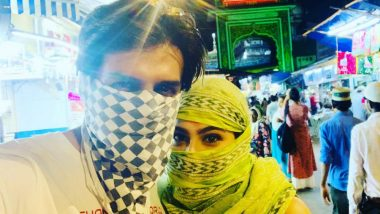 कार्तिक आर्यन के साथ मुंबई में चोरी छिपे ईद मनाने निकली सारा अली खान, क्या इन्हें पहचान पाए आप?