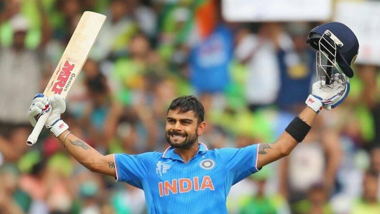 विराट कोहली ने वनडे में सबसे तेज 11000 रन पूरे किए