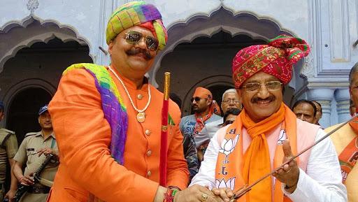 पत्रकारों से दुर्व्यवहार करने का आरोप, BJP विधायक कुंवर प्रणव सिंह तीन महीने के लिए निलंबित