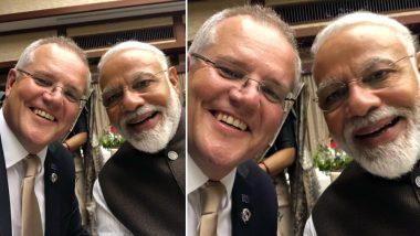 G20 Summit: ऑस्ट्रेलिया के प्रधानमंत्री ने पीएम मोदी के साथ ली सेल्फी, ट्वीट कर लिखा- 'कितना अच्छा है मोदी'