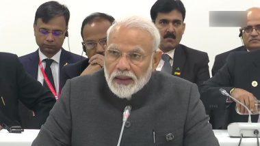 पीएम मोदी ने BRICS नेताओं के सामने किया आतंकवाद पर कड़ा प्रहार, तीन बड़ी चुनौतियों का बताया समाधान