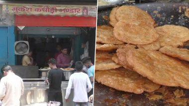 अलीगढ़: 60 लाख रूपये का सालाना टर्न ओवर करनेवाली 'मुकेश कचोरी' को मिला इनकम टैक्स का नोटिस