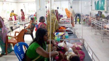 बिहार में चमकी बुखार का खौफ बरकार, मुजफ्फरपुर में अबतक 140 बच्चों की मौत