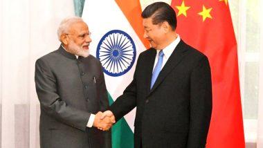SCO Summit: पीएम नरेंद्र मोदी ने की चीन के राष्ट्रपति शी जिनपिंग से मुलाकात, दोनों देशों के रिश्ते को मजबूत बनाने को लेकर हुई चर्चा, देखें वीडियो