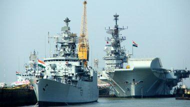 अमेरिका और ईरान में तनाव बरकार, भारतीय तेल टैंकरों की सुरक्षा में भेजे जाएंगे नौसेना के अधिकारी