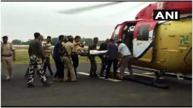 झारखंड: दुमका में नक्सलियों के साथ मुठभेड़ में एक जवान शहीद, 4 घायल