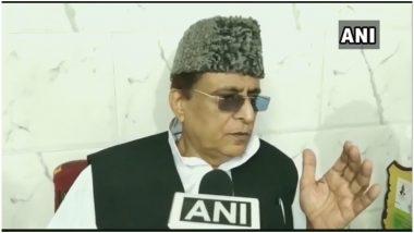 यूपी: सपा नेता आजम खान की कम नहीं हो रहीं हैं मुश्किलें, अब लगा लग्जरी रिसॉर्ट के लिए जमीन हड़पने का आरोप