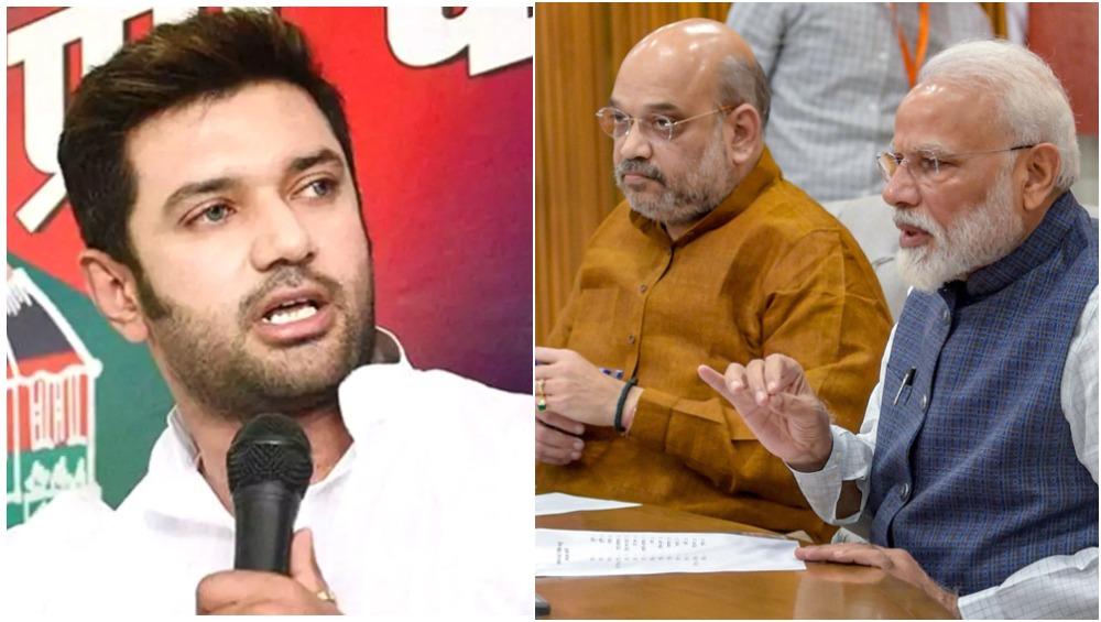 JDU की राह पर LJP: बिहार के बाहर पासवान की पार्टी अपने दम पर लड़ेगी चुनाव? चिराग ने दिए संकेत
