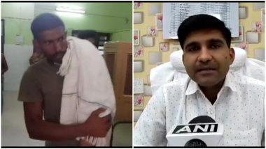 बिहार: सीएम नीतीश कुमार के गृह जिले नालंदा में सरकारी सेवाओं की खुली पोल, एम्बुलेंस न होने के कारण पिता को कंधे पर ले जाना पड़ा बेटे का शव
