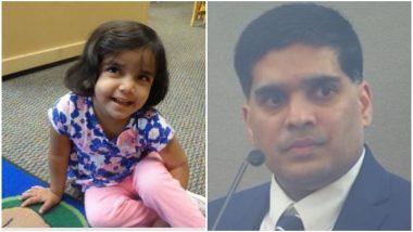 शेरीन मैथ्यूज हत्याकांड: बिहार से गोद ली गई बच्ची की मौत के मामले में भारतीय अमेरिकी पिता को मिली उम्रकैद की सजा