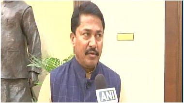 महाराष्ट्र: नाना पटोले ने किसान कांग्रेस का पद छोड़ा