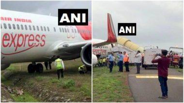 मंगलौर एयरपोर्ट पर टला बड़ा हादसा, एयर इंडिया एक्सप्रेस का विमान रनवे पर फिसला, बाल-बाल बचे 183 यात्री