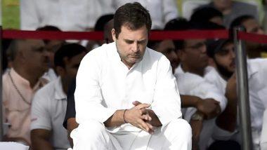 कांग्रेस अध्यक्ष राहुल गांधी ने संसद में शपथ लेने के दौरान की ये बड़ी गलती