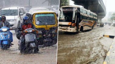 पानी में डूबी मायानगरी: मुंबई में आज भी तेज बारिश जारी, अगले 4 दिन तक नहीं मिलेगी निजात