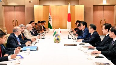 VIDEO: जी-20 समिट से पहले गर्मजोशी से मिले मोदी और शिंजो आबे, जापानी पीएम बोले- अगली बार हैं मेरी बारी