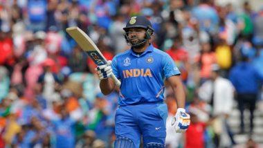 IND vs BAN, ICC CWC 2019: धोनी को पछाड़कर रोहित शर्मा ने हासिल किया ये बड़ा कीर्तिमान