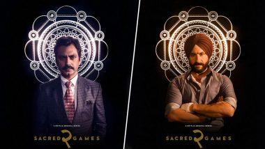 सैफ अली खान और नवाजुद्दीन सिद्दीकी स्टारर 'सेक्रेड गेम्स' सीजन 2 इंटरनेशनल एमी अवार्ड्स के लिए नमांकित