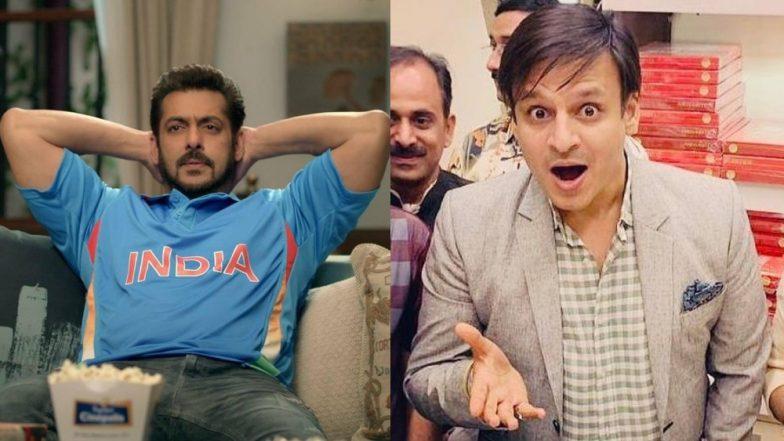 IND vs PAK, CWC 2019 : टीम इंडिया की जीत के बाद सलमान खान ने दी बधाई तो विवेक ओबेरॉय ने ऐसे लिए मजे