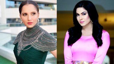 एक्ट्रेस वीना मलिक के ट्वीट पर भड़की सानिया मिर्जा ने कह दिया 'मैं पाकिस्तानी टीम की मां नहीं हूं'