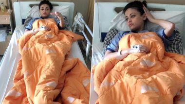 सलमान खान की ये एक्ट्रेस हुईं अस्पताल में भर्ती, इंस्टाग्राम पर छलका दर्द