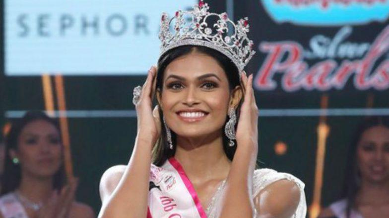 सुमन राव बनी फेमिना मिस इंडिया 2019 की विनर, ये रही इस सुंदरी की हाइट, शिक्षा और फोटोज समेत पूरी प्रोफाइल