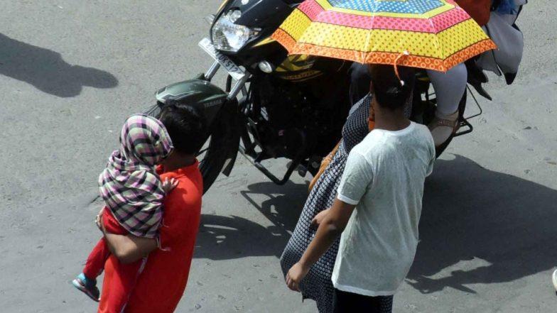 बिहार में गर्मी का दौर जारी, तापमान में भी वृद्घि दर्ज