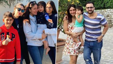तैमूर अली खान की क्यूट वेकेशन फोटोज हुई वायरल, परिवार के साथ इस अंदाज में दिखे नन्हें राजकुमार