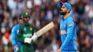 World Cup 2019: टीम इंडिया की जर्सी पर चीनी कंपनी OPPO और अफगानिस्तान की जर्सी पर अमूल देख, लोगों ने इस अंदाज में ली चुटकी
