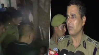 कानपुर में कुछ अज्ञात हमलावरों ने महिला समेत पोती की गोली मारकर हत्या