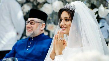 मलेशिया के राजा ने इस रूसी ब्यूटी क्विन से शादी के लिए छोड़ दी राजगद्दी, अब तलाक होने की खबरें वायरल