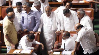 कर्नाटक की राजनीति में नया ट्विस्ट! JDS में येदियुरप्पा सरकार को बाहरी समर्थन देने पर चर्चा, मंथन जारी