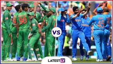 IND vs BAN, ICC CWC 2019: रोहित शर्मा की शानदार बल्लेबाजी, भारत ने बांग्लादेश को दिया 315 रनों का लक्ष्य