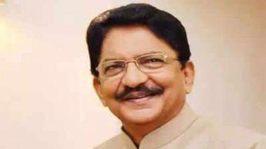 महाराष्ट्र के राज्यपाल सी. विद्यासागर राव ने पूर्व केंद्रीय मंत्री जयपाल रेड्डी के निधन पर जताया शोक