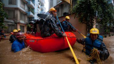 नेपाल: मूसलाधार बारिश के कारण बाढ़ और भूस्खलन, 15 की मौत 6 लापता