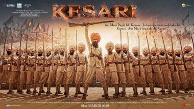 अक्षय कुमार की फिल्म केसरी के गाने तेरी मिट्ठी ने किया कमाल, 10 करोड़ से अधिक बार लोगों ने देखा
