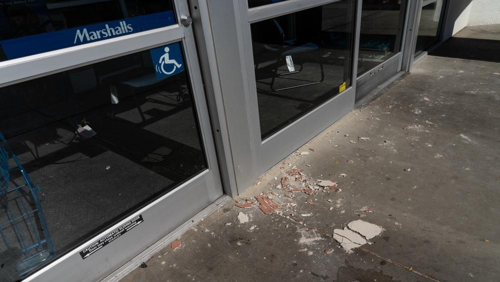 अमेरिका : 7.1 तीव्रता के भूकंप से दहला दक्षिणी कैलिफोर्निया, एक हजार चार सौ से भी अधिक आफ्टरशॉक्स हुए उत्पन्न