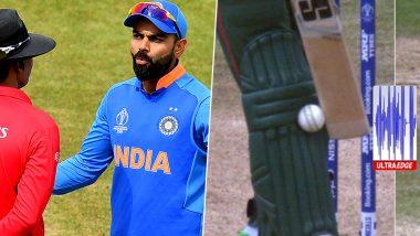 IND vs BAN, ICC CWC 2019: थर्ड अंपायर पर फूटा सोशल मीडिया यूजर्स का गुस्सा, कहा- भारत के खिलाफ ही गलत निर्णय क्यों लेते हैं