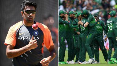 ICC CWC 2019: पाकिस्तान ने अगर मानी होती रविचंद्रन अश्विन की ये सलाह तो मिल जाता सेमीफाइनल का टिकट